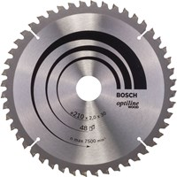 Bosch Optiline Wood Cutting Mitre Saw Blade