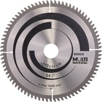 Bosch Multi Material Cutting Mitre and Table Saw Blade