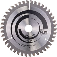 Bosch Multi Material Cutting Saw Blade