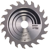 Bosch Optiline Wood Cutting Saw Blade