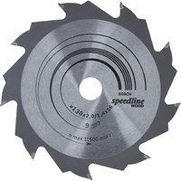 Bosch Speedline Wood Cutting Saw Blade