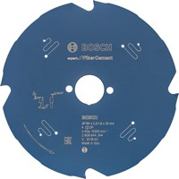 Bosch Fiber Cement Cutting Saw Blade