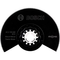 Bosch ACZ 100 BB Metal and Wood Oscillating Multi Tool Segment Saw Blade