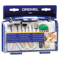 Dremel 20 Piece Rotary Multi Tool Polishing Accessory Set