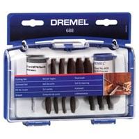 Dremel 69 Piece Mini Cutting Accessory Set