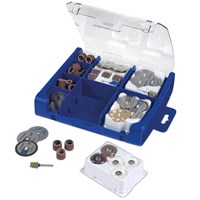 Dremel 70 Piece EZ SpeedClic Accessory Set