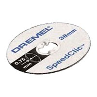 Dremel SC409 EZ SpeedClic Thin Cutting Wheels