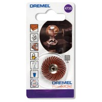Dremel EZ SpeedClic Detail Abrasive Brush