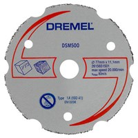 Dremel DSM500 Multipurpose Cutting Wheel for DSM20