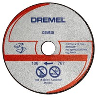 Dremel DSM510 Metal Cutting Wheel for DSM20