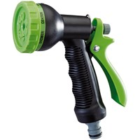 Draper 7 Pattern Soft Grip Garden Watering Spray Gun