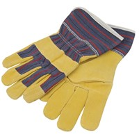 Draper Young Gardeners Leather Gloves