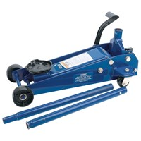 Draper Heavy Duty Garage Trolley Jack