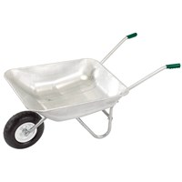 Draper Galvanised Wheelbarrow