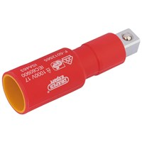 "Draper 1/2"" Drive VDE Fully Insulated Socket Extension Bar"