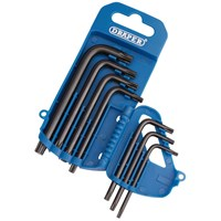 Draper 7 Piece Torx Key Set