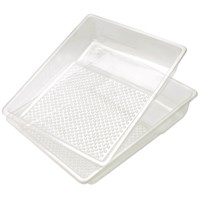 Draper 5 Piece Disposable Plastic Paint Trays 230mm