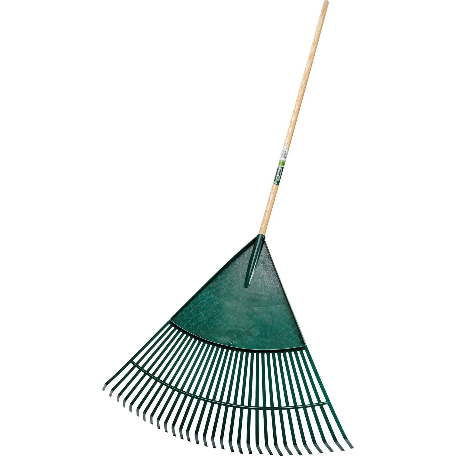 Draper Extra Wide Plastic Leaf Rake