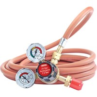 Draper 25 Bar Acetylene Regulator