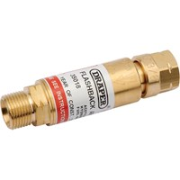 Draper Fuel Flash Back Arrestor