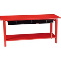 Draper Expert Heavy Duty Metal Workbench