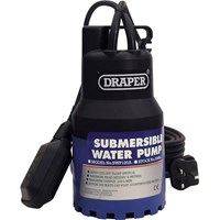 Draper SWP120A Submersible Clean Water Pump