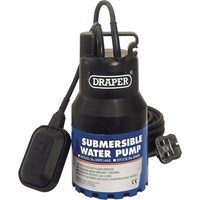 Draper SWP144A Submersible Clean Water Pump