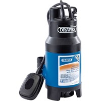 Draper SWP235ADW Submersible Dirty Water Pump