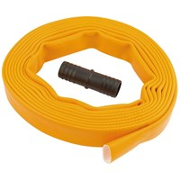 Draper Layflat Hose and Connection Adaptor