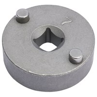 "Draper Expert 3/8"" Drive Brake Piston Wind Back Tool for Vauxhall Astra and Nissan Vehicles"