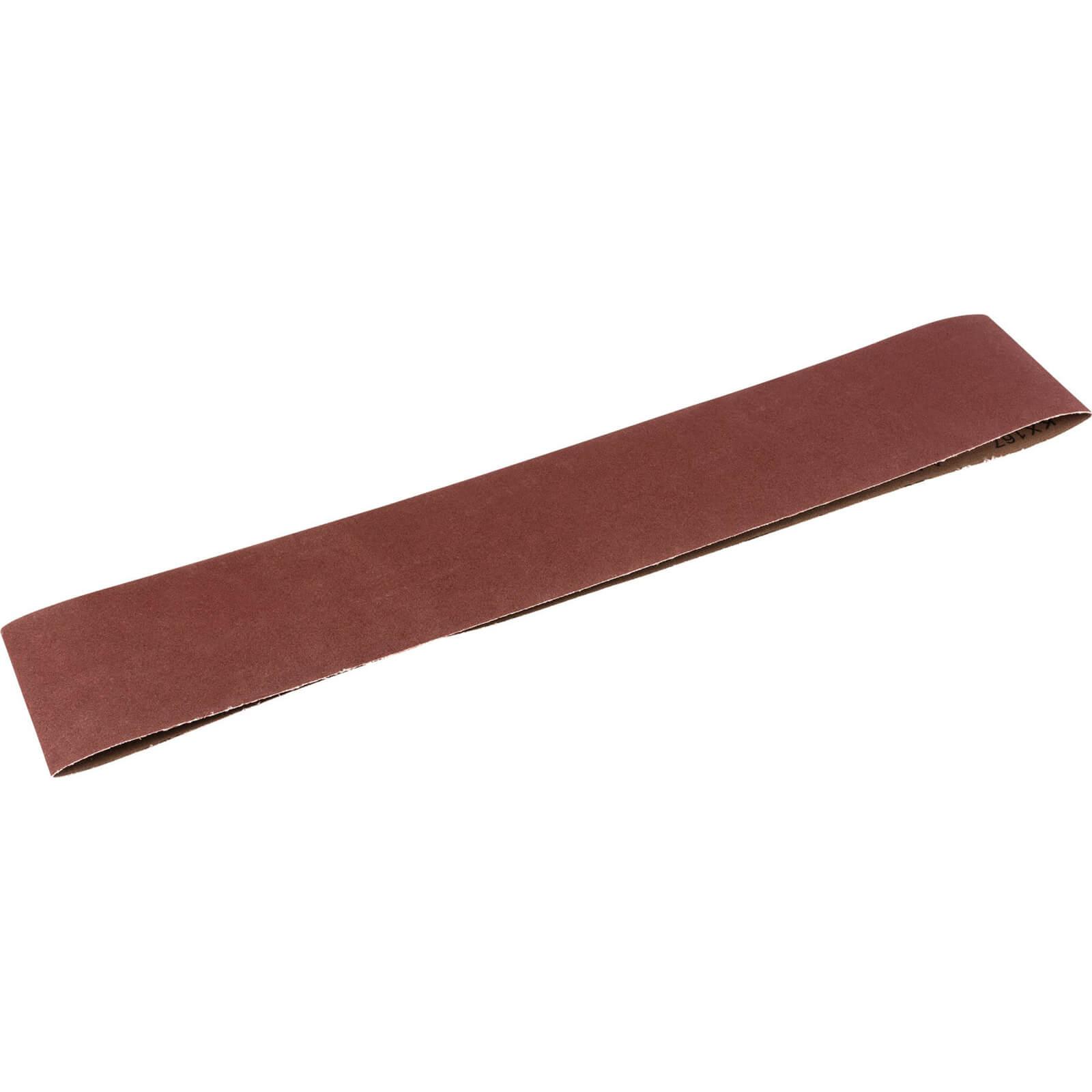 Image of Draper 100mm X 1220mm Sanding Belt 100mm x 1220mm 120g Pack of 1