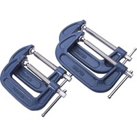 Draper 4 Piece G Clamp Set