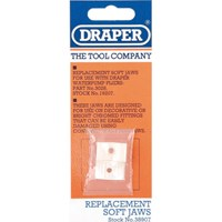 Draper Replacement Soft Jaws for Waterpump Pliers