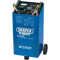 Draper BCS350T Vehicle Battery Starter and Charger