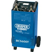 Draper BCS600T Vehicle Battery Starter and Charger