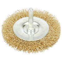 Draper Brassed Wire Wheel Brush