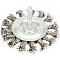 Draper Twisted Knot Wire Wheel