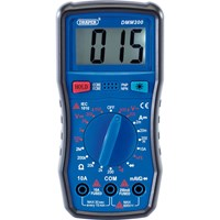 Draper DMM200 Digital Multimeter