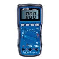 Draper Spare Test Probe Set For 41817, 41818, 41820, 41821 And 41822 Digital Meters