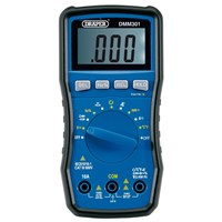 Draper DMM301 Automotive Digital Multimeter
