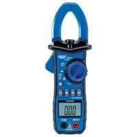 Draper DCM400 Digital Clamp Meter
