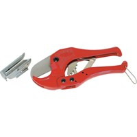 CK PVC Ratchet Pipe & Conduit Cutter