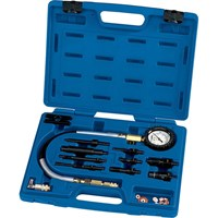 Draper Expert 12 Piece Diesel Engine Compression Test Kit