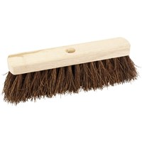 Draper Stiff Bassine Broom Head