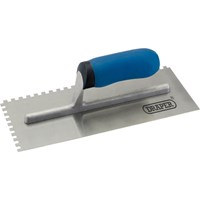 Draper Soft Grip Adhesive Spreading Trowel