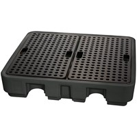 Draper Four Drum Spill Containment Pallet