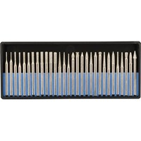 Draper 30 Piece Diamond Coated Rotary Burr Set