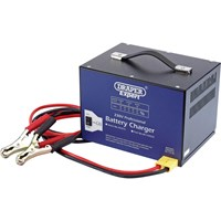 Draper Expert BC15ACO Constant Output Automotive Battery Charger