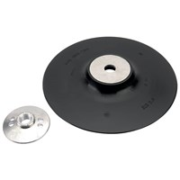 Draper Angle Grinder Backing Pad