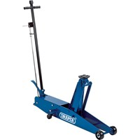 Draper Heavy Duty Long Chassis Trolley Jack